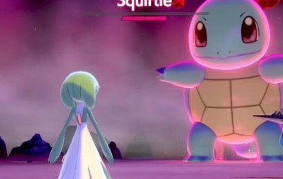 Pokémon Sword and Shield: Unreleased Pokémon appearing in raids
