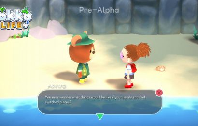 Hokko Life Is Basically Animal Crossing On PC