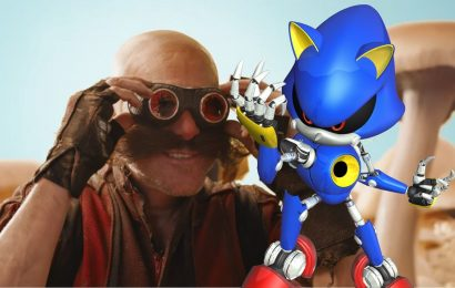 Metal Sonic Needs To Be In The Movies