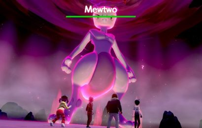 Pokémon Sword and Shield: Mewtwo and Kanto starters appearing in raids