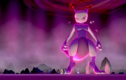 Pokémon Sword and Shield Mewtwo raid may be hardest battle in entire series