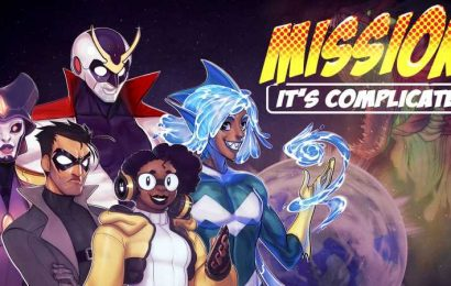 Mission: It's Complicated Review: Love In The Time Of Superheroes
