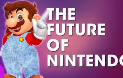 Nintendo is a decade behind the rest of the gaming industry