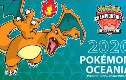 Jack Gilbert wins Pokémon Oceania International seniors VGC
