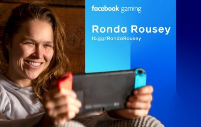Ronda Rousey Signs Exclusivity Deal With Facebook Gaming