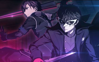 The Sword Art Online x Persona 5 Collaboration is Legit – And Here's The Trailer to Prove It