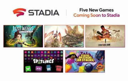 Google Announces Five Games Coming To Stadia, Includes Panzer Dragoon Remake