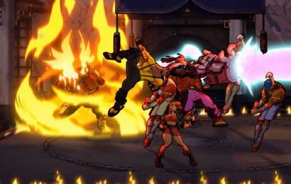 New Streets Of Rage 4 Trailer Shows Off Co-Op And New Character