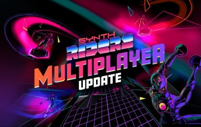 Rhythm Game Synth Riders Adds Multiplayer Mode in Free Update