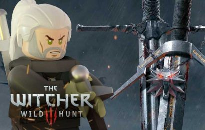 Witcher Fans Want A LEGO Game (Even If Some Content Is NSFW)