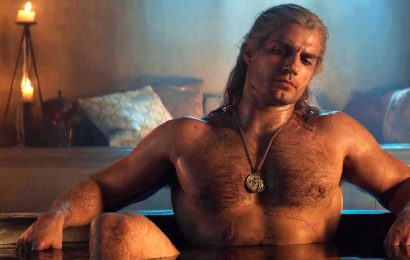 Henry Cavill Admits He Tried To Put His Feet Up For Netflix Witcher Bathtub Scene