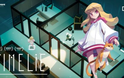 Mysterious Stealth Puzzle Game, Timelie, Coming This Spring