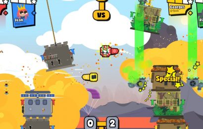 Tower of Babel – No Mercy Review: Making Stacks