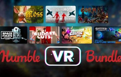 Humble VR Bundle Is An Amazing Starter Pack For Newcomers