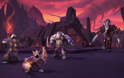 World of Warcraft's latest raid boss reset mid-fight — for every player in North America