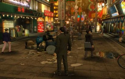 Yakuza 0 Will Be On Game Pass The Same Day It Launches On Xbox