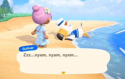 Animal Crossing: New Horizons can recover a lost save … once