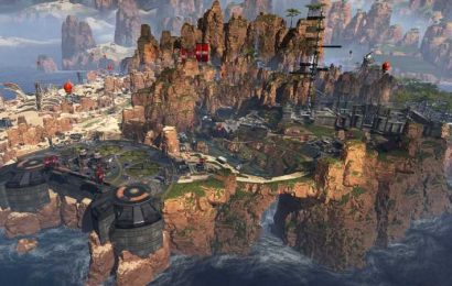 Apex Legends: The Best Drop Spots in Kings Canyon