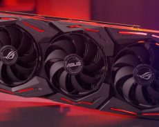 Asus blames AMD guidelines for high ROG Strix Radeon RX 5700 temperatures, announces fix