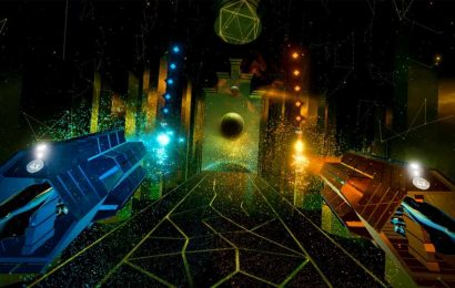 Audica VR Review: Chaotic Rhythm Shooter