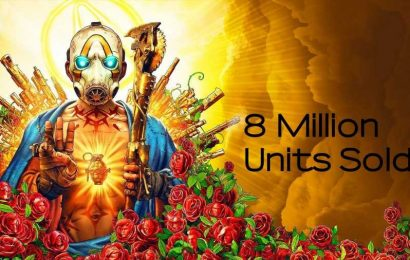 Borderlands 3 Shoots And Loots Its Way To 8 Million Sales