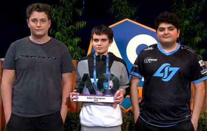 Fortnite: Breso Crowned the Australian Open Summer Smash 2020 Champion