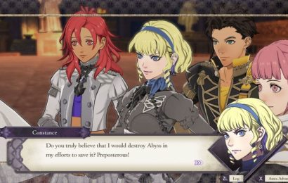 Fire Emblem: Three Houses' Cindered Shadows Is A Challenging Good Time