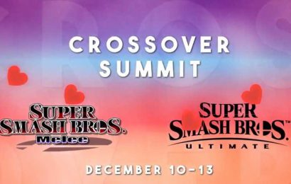 Beyond the Summit to host Smash Ultimate Summit 3, Mainstage 2, and Crossover Summit