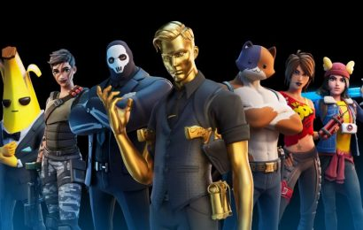 New weapons, areas and factions arrive in Fortnite