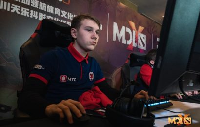gpk returns to Gambit's active roster with the StarLadder ImbaTV Minor