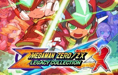 Mega Man Zero/ZX Legacy Collection Review: A Mega-Busting Must-Buy