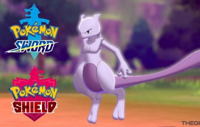 How To Get Mewtwo Into Pokémon Sword & Shield