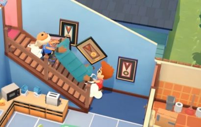 A Co-Op Furniture-Moving Game Called Moving Out Hits Console And PC This April