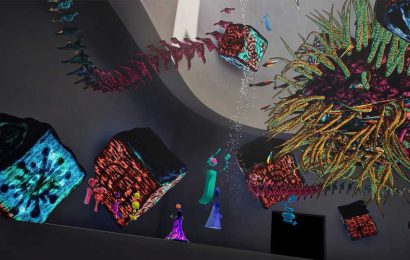 Museum Of Other Realities Launches Powerhouse VR Art Collection