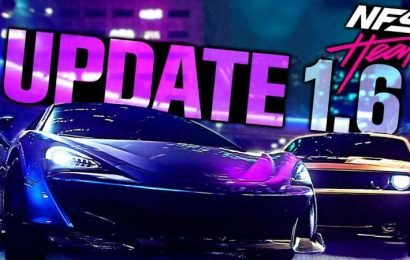 Need For Speed Heat's Latest Update Allows Players To Repair Their Own Cars