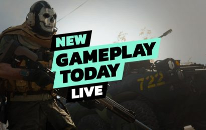 Call of Duty: Modern Warfare Season 2 — New Gameplay Today Live