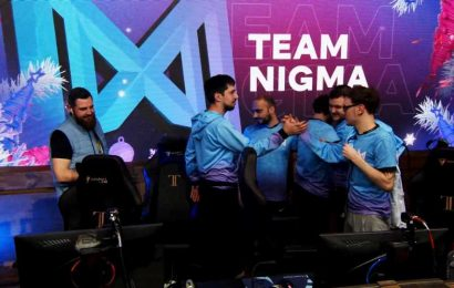 Nigma reverse sweep Team Secret to win WePlay! Tug of War: Mad Moon