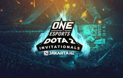 ONE Esports opens up Southeast Asian qualifiers for Jakarta Dota 2 Invitational