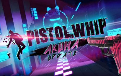 VR Rhythm Shooter 'Pistol Whip' Gets Free Anime-inspired Level in 'Akuma' Update – Road to VR