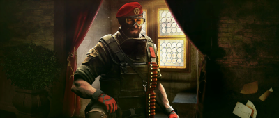 Ubisoft releases Twitch Prime set for Rainbow Six Siege's Maestro