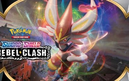 Pokémon TCG: Everything We Know About Rebel Clash