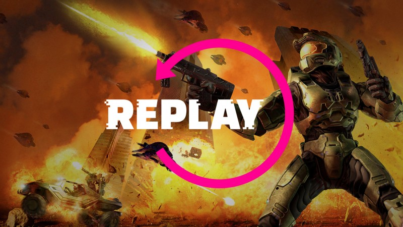 Replay — Halo 2