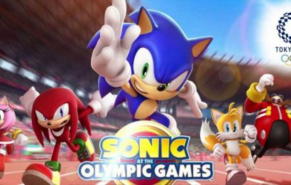 Sonic is Bringing the Tokyo Olympics to Mobile