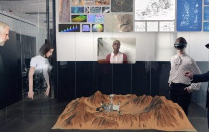Spatial, Nreal, and 5G carriers team up for holographic collaborative AR