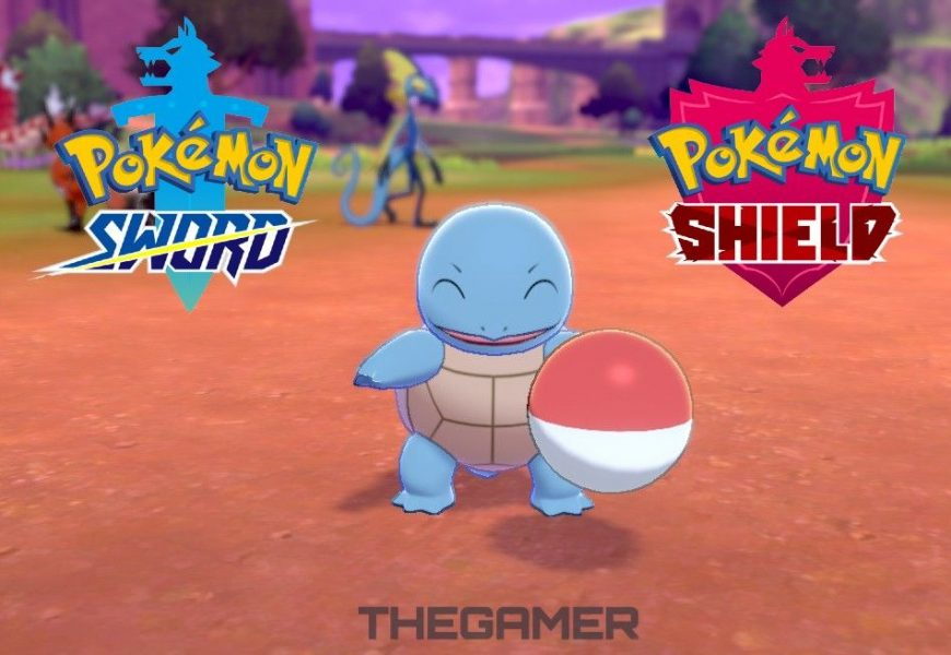 How To Get Squirtle Into Pokémon Sword & Shield