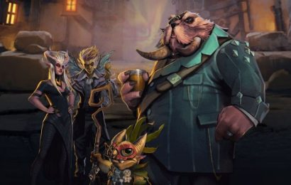 Dota Underlords is finally getting out of Early Access tonight