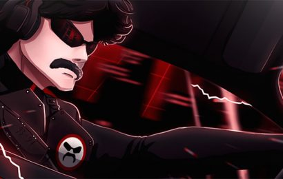 Dr Disrespect Lands Publishing Deal for In-Character Memoir