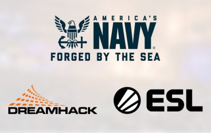 U.S. Navy to Present DreamHack LAN Events as Part of Joint ESL Partnership
