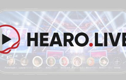 Hearo.Live Launches Beta After Raising $1.8M in Funding