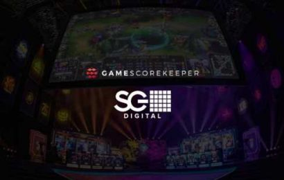GameScorekeeper aids Scientific Games with expansion into esports